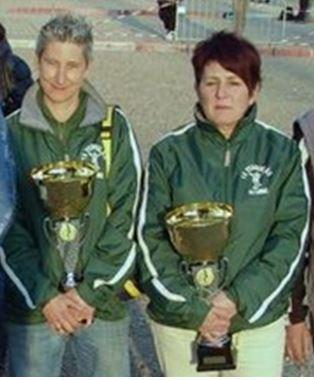 Championnat Départemental Doublette Féminin 2016 (Gargenville)