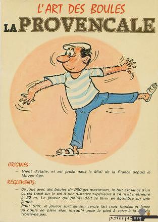 Le Jeu Provençal