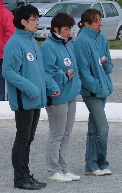 Championnat de France Féminin