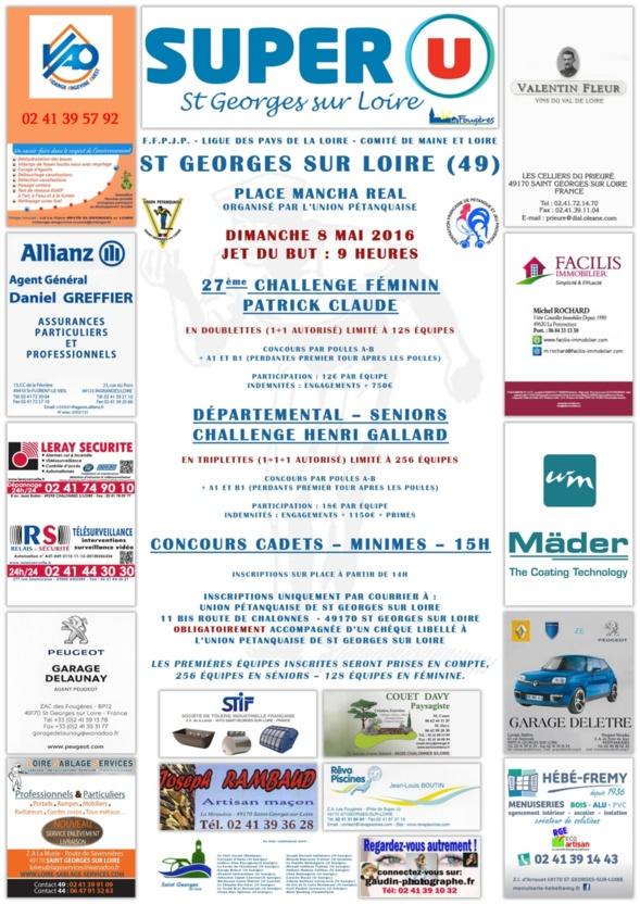 St Georges sur Loire (49)
