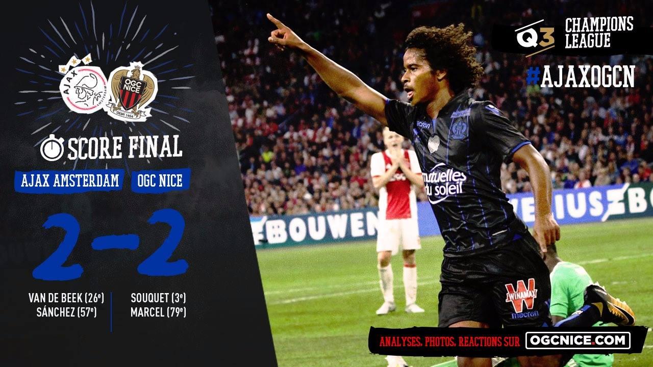 Ajax - Nice