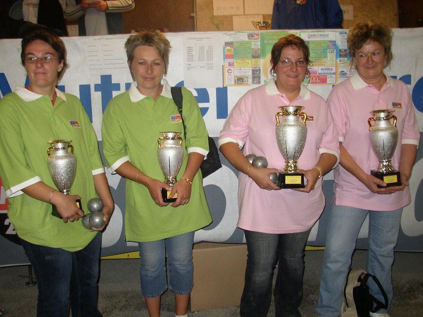 XVème Grand Prix Féminin Tech Sport de Parthenay