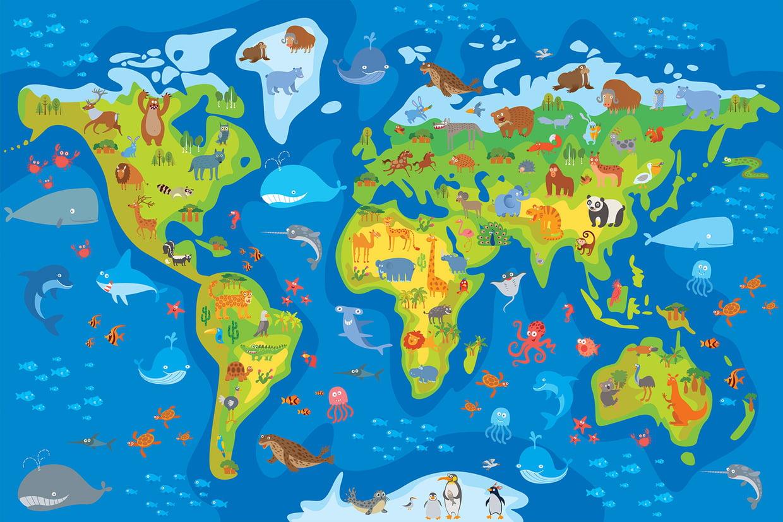 Quiz Géographie 2 - Réponses
