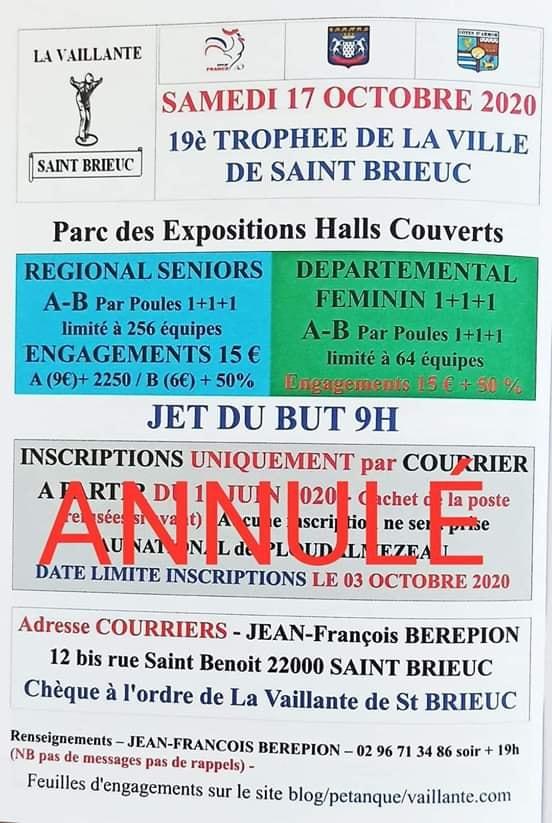 Grand Prix Régional St Brieuc