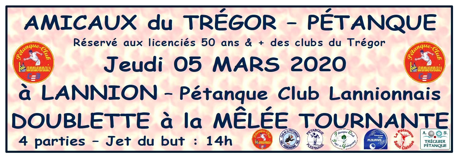 Amicaux du Trégor