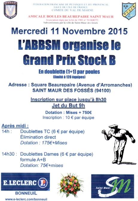 GRAND PRIX ABBSM