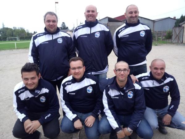"""Les Séniors """"A"""" en 1/2 finale du championnat Régional"""