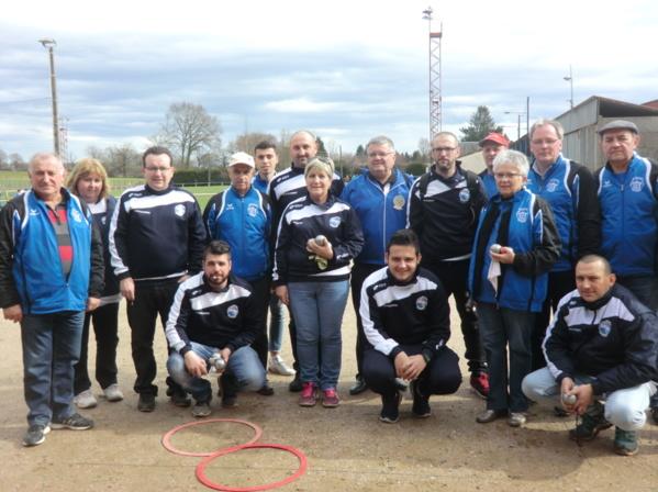 1er tour de Coupe de France : Les Thielois s'imposent face à Montaiguet