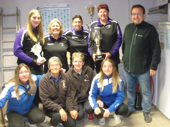 Coupe des Clubs Féminines 2019 : les finalistes