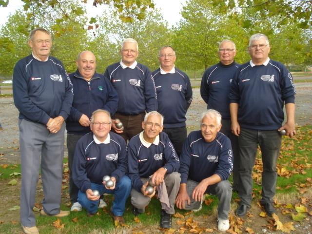 3eme Division Vétérans : Une Finale sans Final....