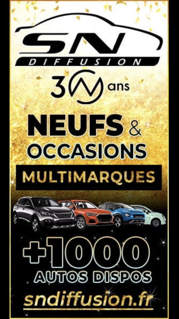 Merci à SN diffusion Montauban pour leur soutien.