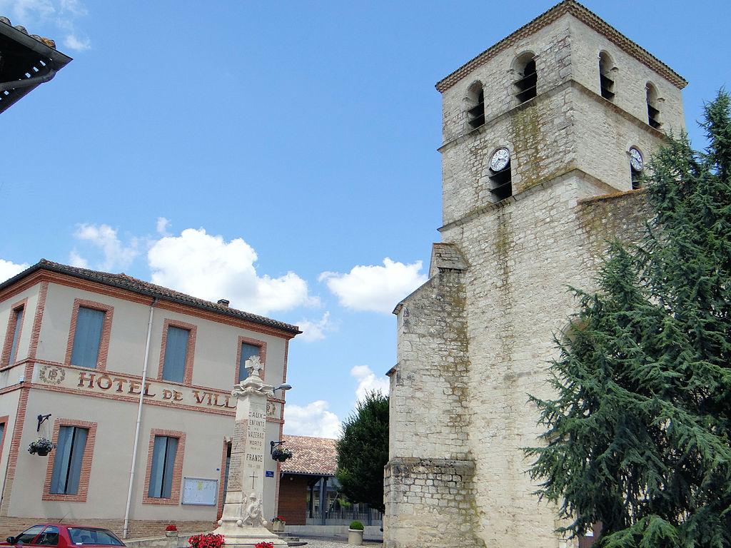 Partenaire Mairie de Vazerac