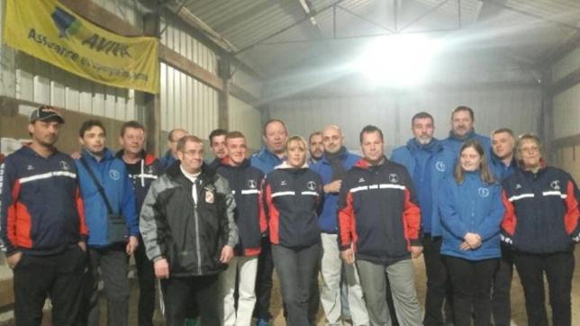 Coupe de france 2017 contre bruère allichamps