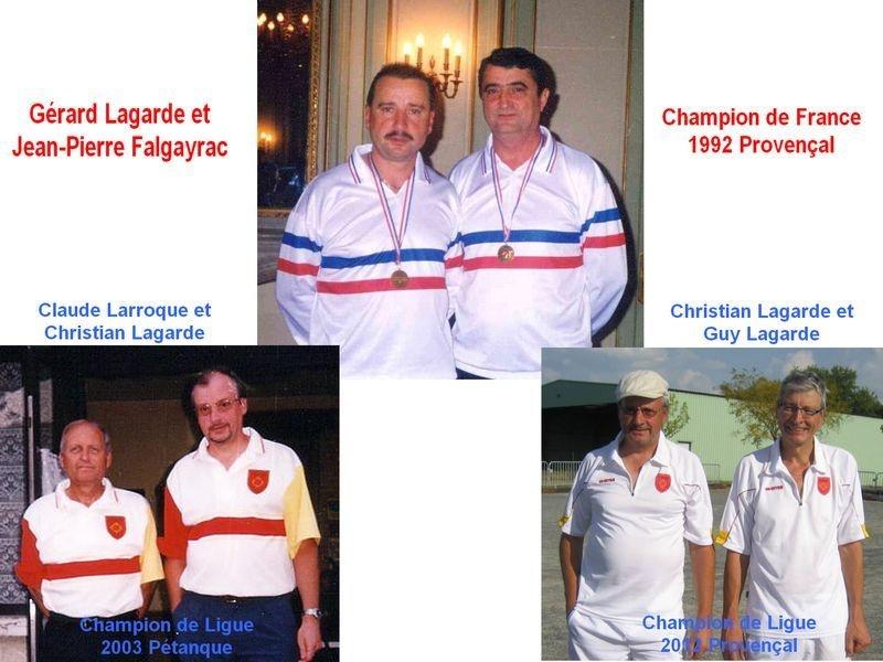 Historique du Palmarès des Player's Montalbanais dans les Championnats, Championnats des Clubs et Coupe de France