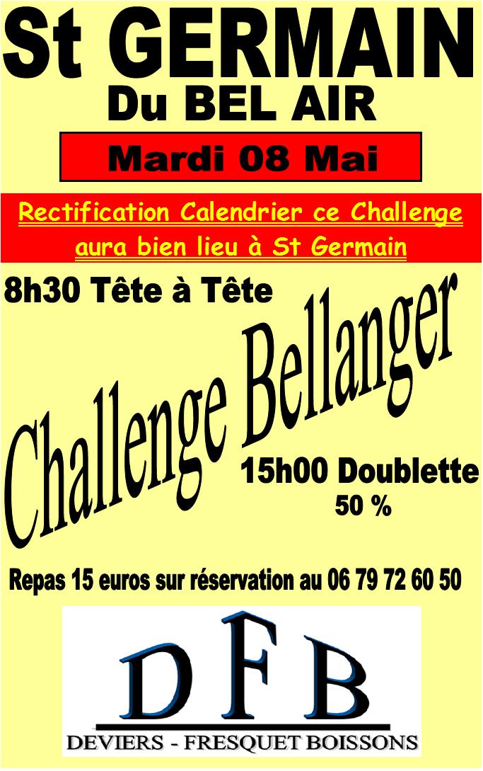 Challenge Bellanger
