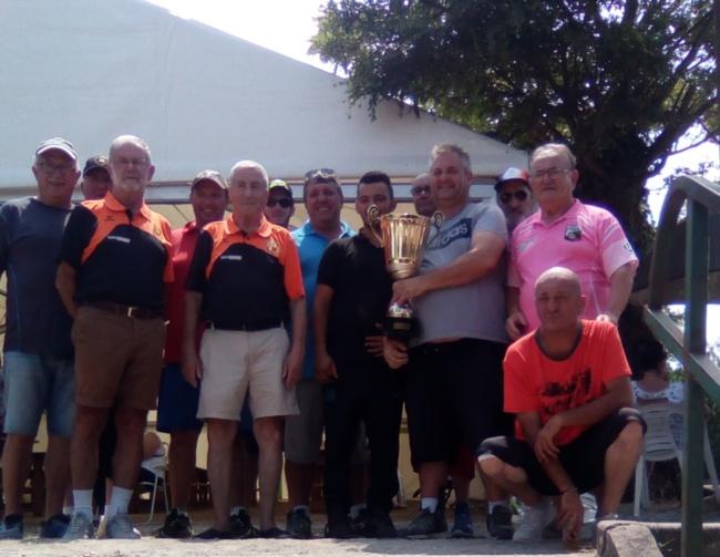 IX° Grand Prix de Jeu Provençal de Saint Aulaye.