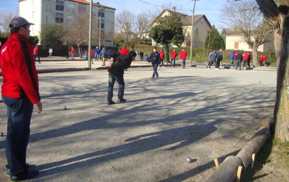 Championnat de Dordogne Jeu Provençal.