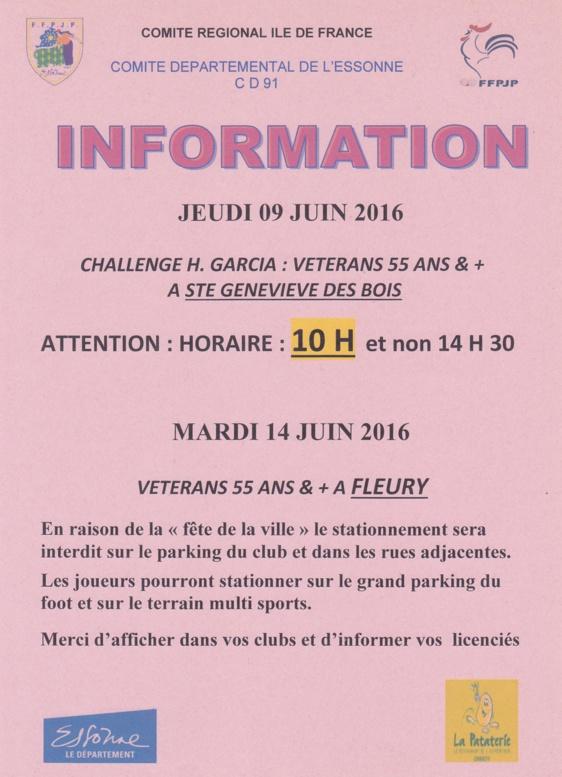 Info Comité
