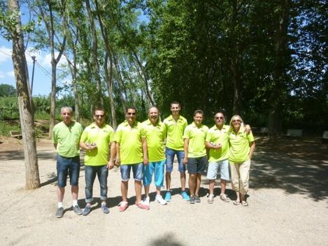 Equipe CDF 2016