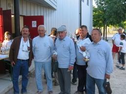 Eliminatoires du Secteur Pic St Loup