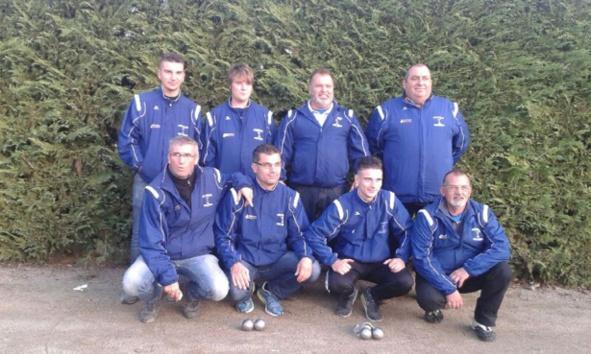 Championnat  Des  Clubs  Séniors  à  Montmarault