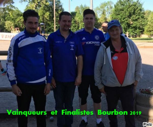 Grand Prix  de  la  ville  de  Bourbon