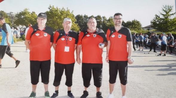 Championnat  de  France  2019  à  Charnay  Les  Macon