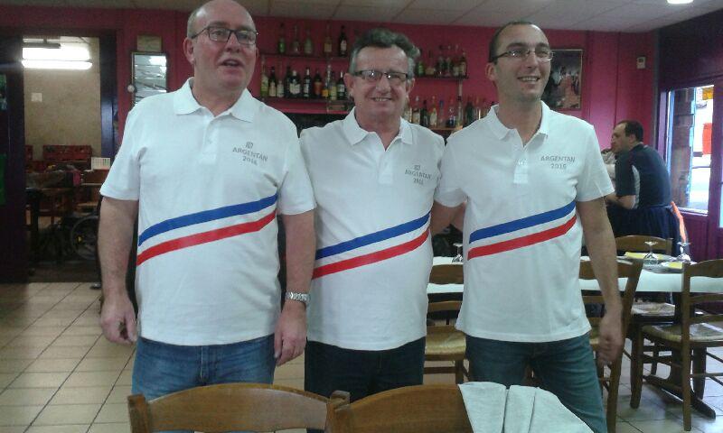 Championnat  de  France  ( 61200 Argentan  Orne )