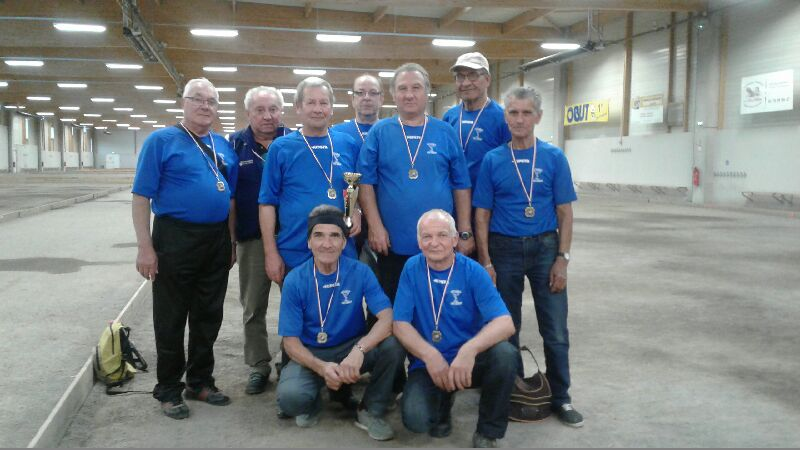 Championnat  Vétérans  Deuxième  Division