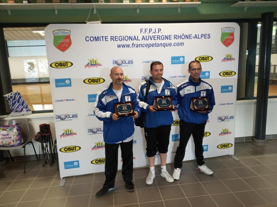 Les  Saint - Germanois  Vice - Champions