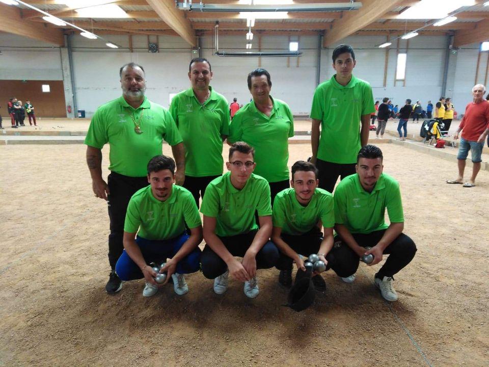 Championnat  des  Clubs  séniors  Honneur