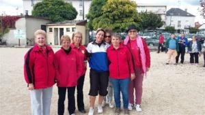 L'équipe SVCP 1 défaite à Corbeil