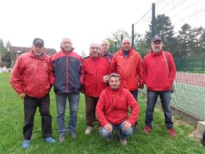 L'équipe Senior SVCP 2