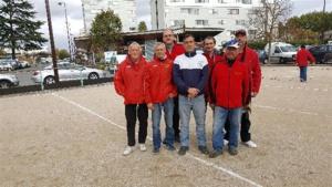 L'équipe Senior SVCP 3