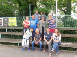 Les participants au tournoi de Möllky