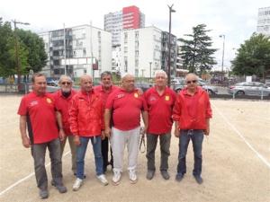 L'équipe SVCP 2