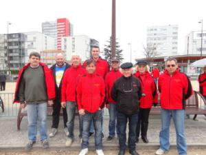 Championnat de l'Essonne des clubs, coup double à domicile pour la SVCP le 13.04.2013