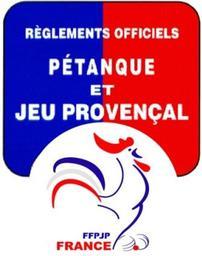 Règlements Officiels Pétanque et Jeu Provençal