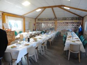 La table du dimanche en 2012