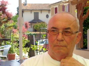Jean-Pierre à Villandraut en juin 2014