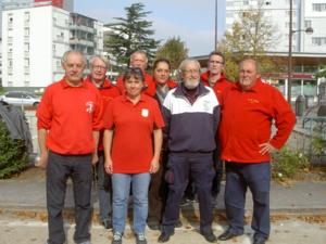 L'équipe SVCP 3
