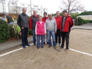 L'équipe SVCP 1