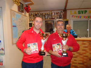 Nico et Manu vainqueurs en Jeu provençal