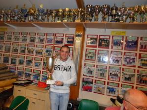"""Le """"Meilleur Joueur SVP"""" 2015, Jérémy Alehause"""