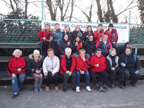 Les féminines du Sud et du Nord de l'Essonne réunies