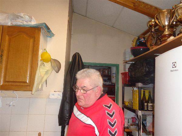 La poutre maitresse, Gérard Mario