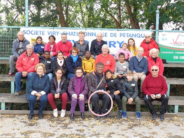 L'ensemble des participants (à l'exception des photographes