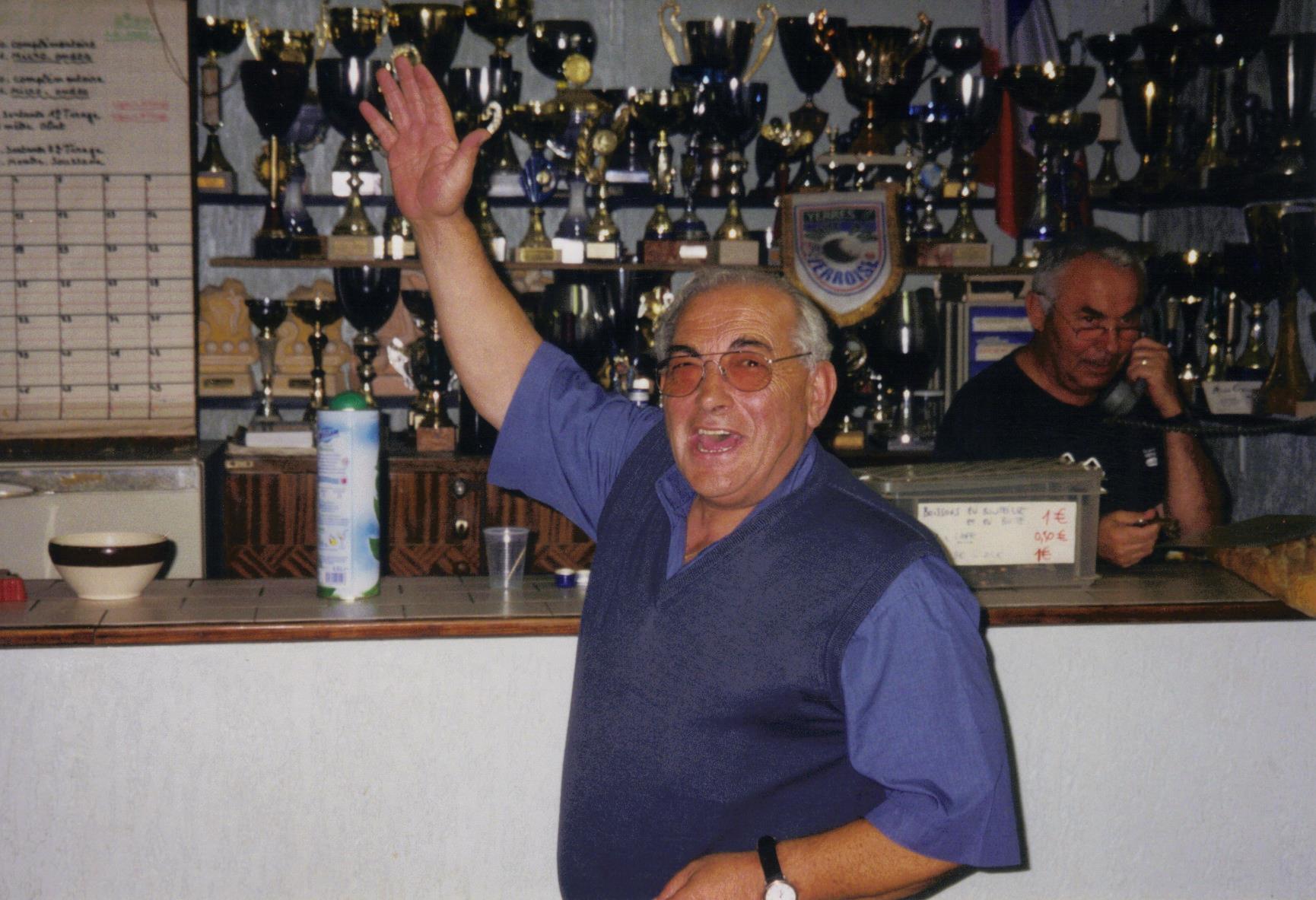 Notre ami Pietro Lenti