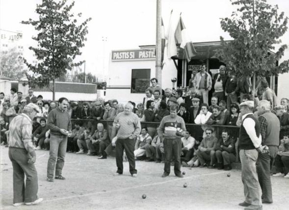 Grand prix des ententes à NICE en 1985