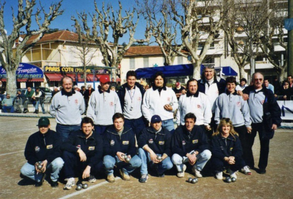 Rencontre de coupe de France à CANNES contre le team NICOLLIN MONTPELLIER